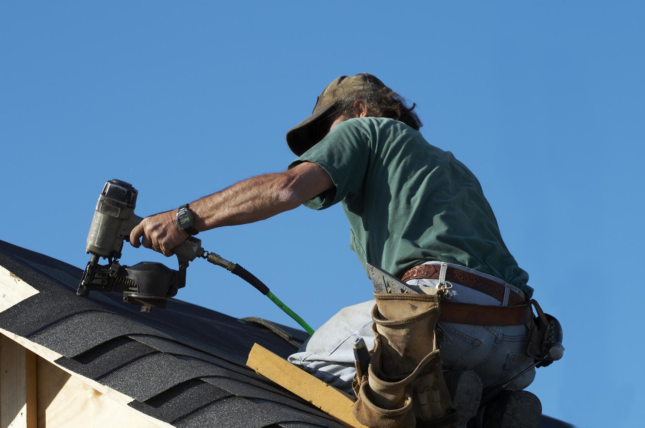 Lake Norman Roofing Pros - Hail Damage 2